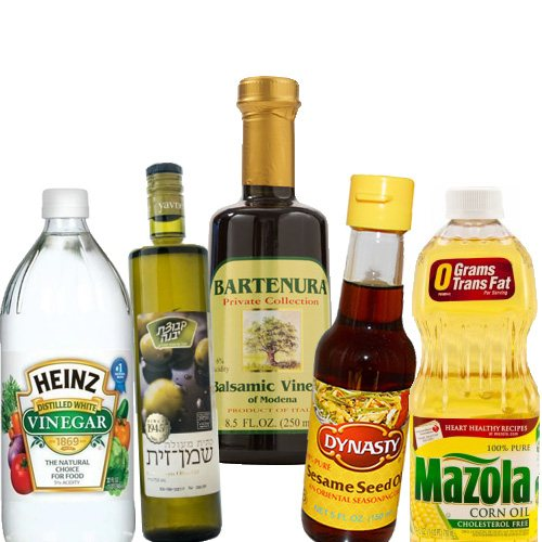 Oils & Vinegars & Dressings