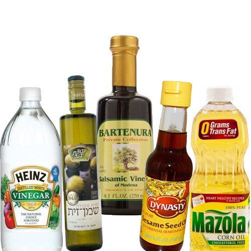 Oils & Vinegars & Dressings