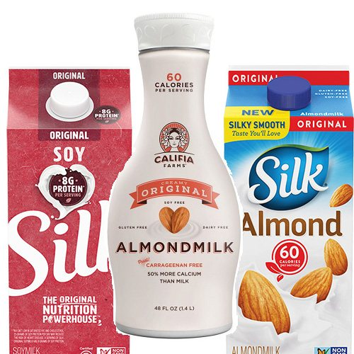 Soy & Organic Milk