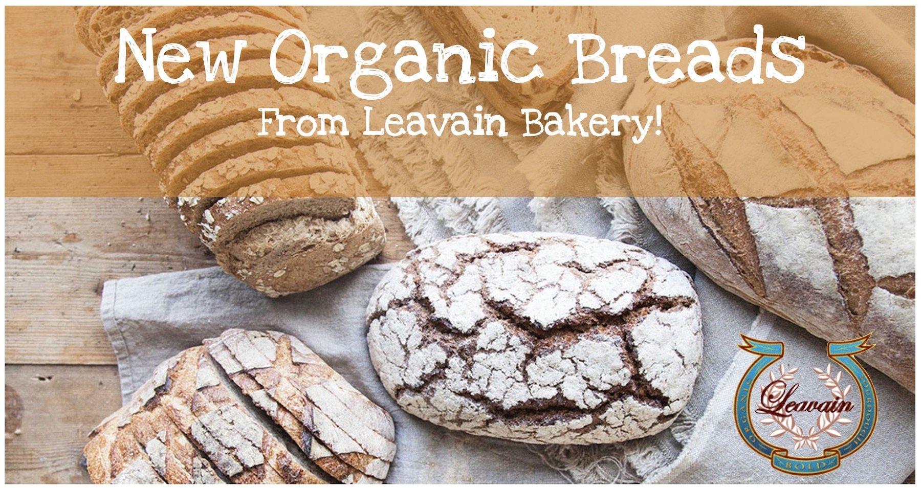 leavain organic bakery