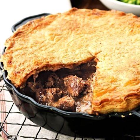 organic pie