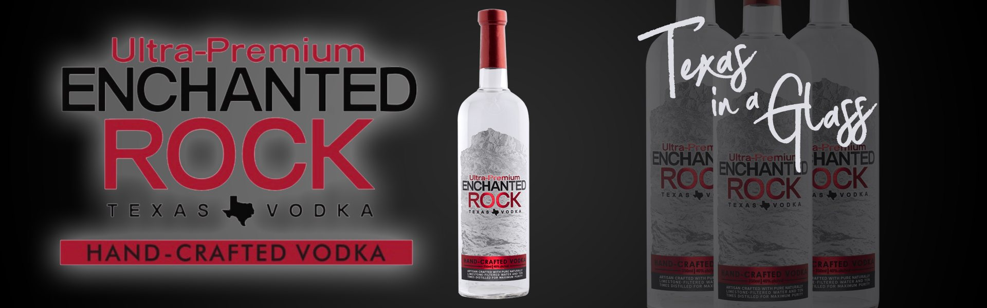 Enchanted Rock Vodka