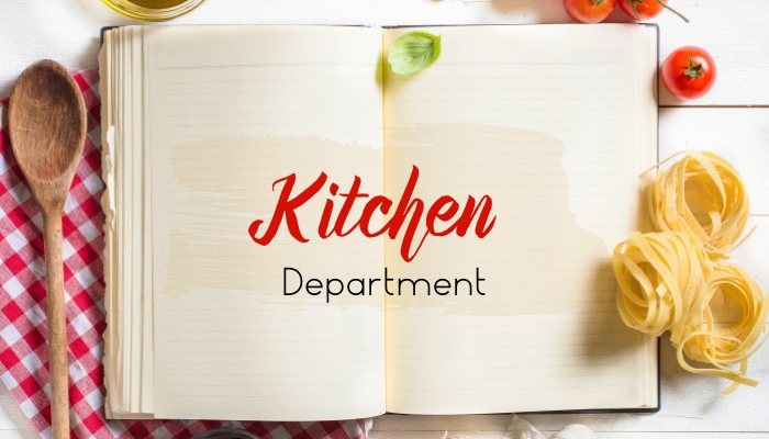 Everything for your kitchen!