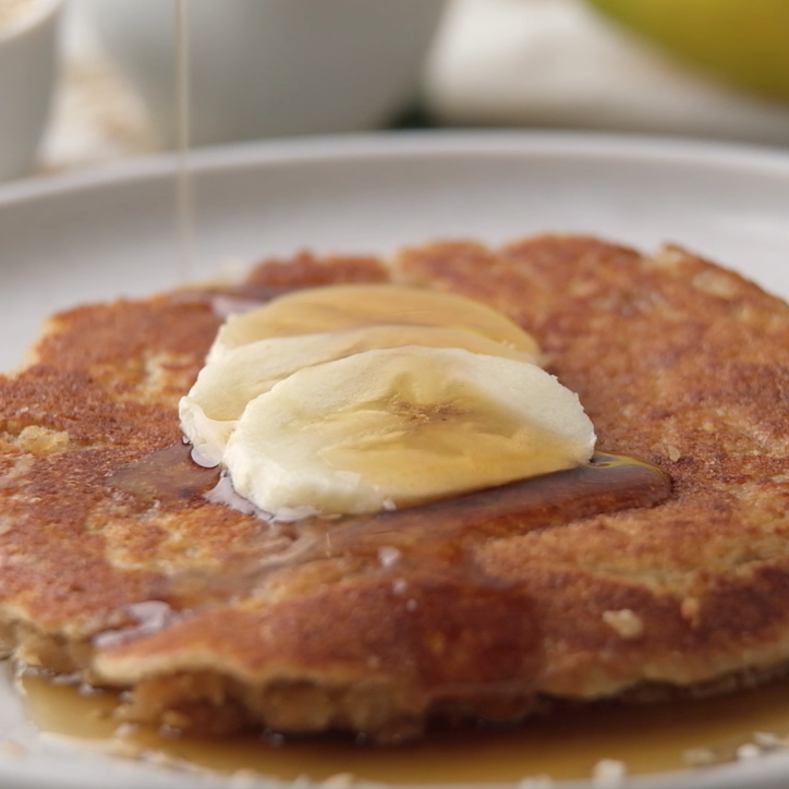 Dairy-free Oat Pancakes