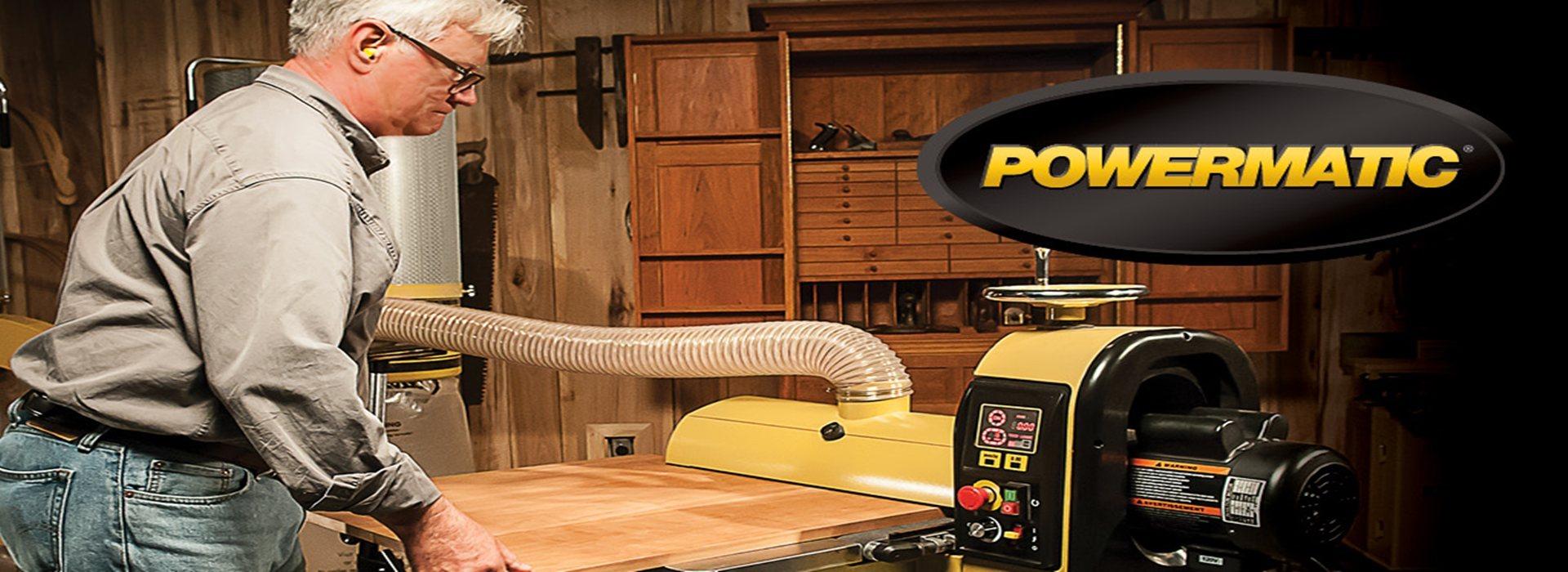 October 2020 Powermatic Sanding Promotion