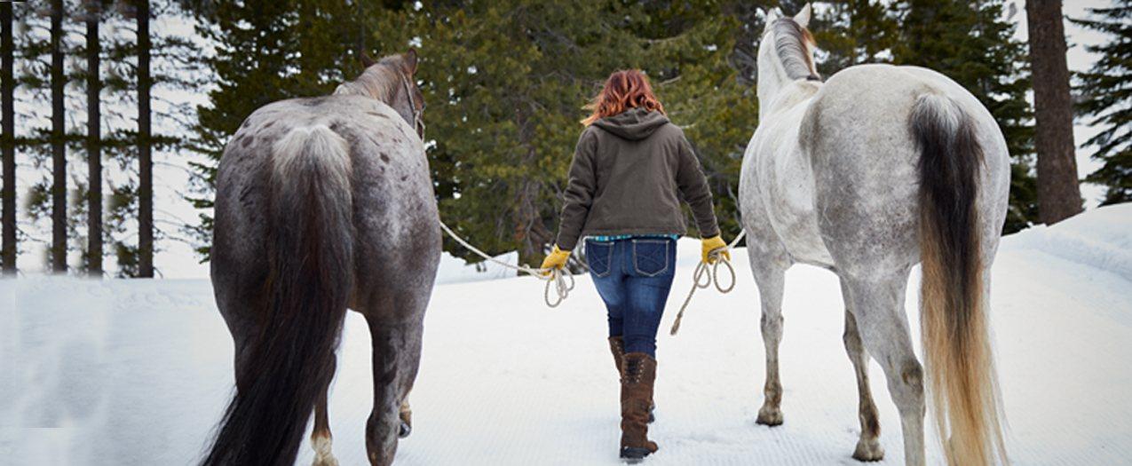 Winter Riding Apparel