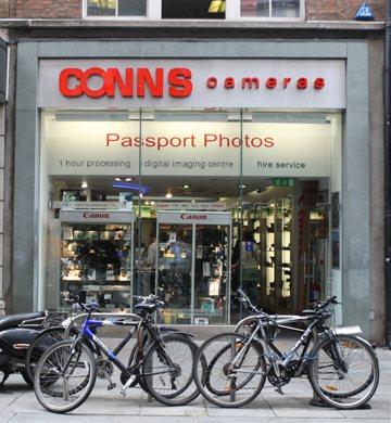Conn's Cameras Dublin store
