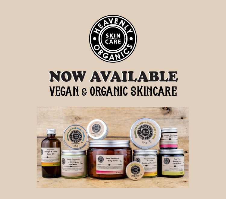 Heavenly Organics Skincare