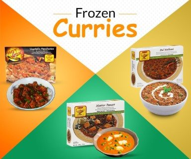 FROZEN CURRIES