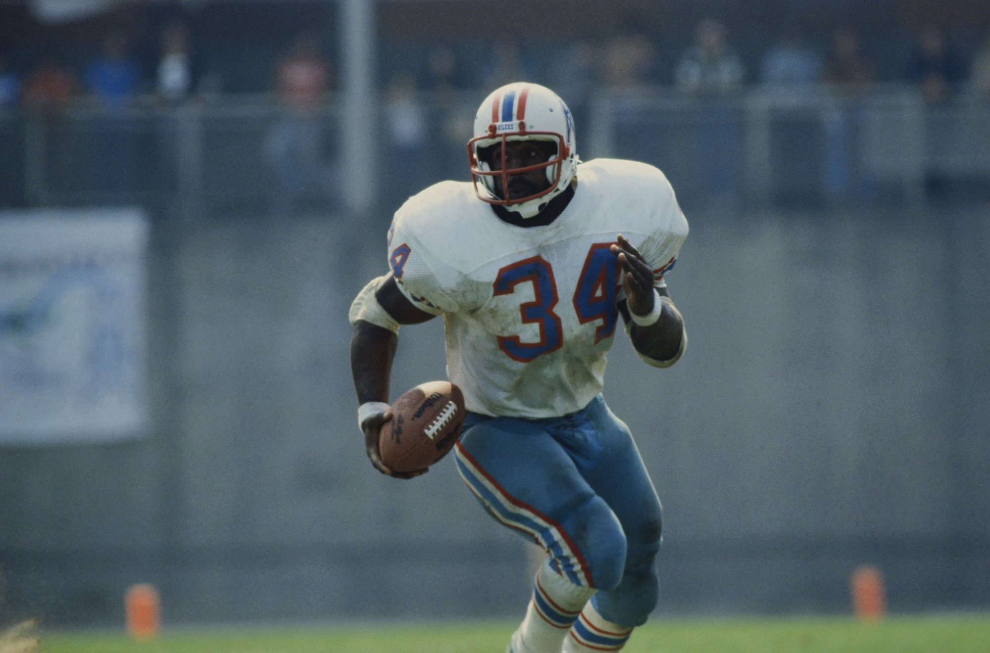 Earl Campbell Private Signing August 1st, 2020
