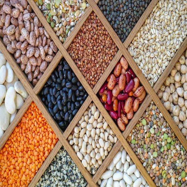 Grains, Legumes and Pulses