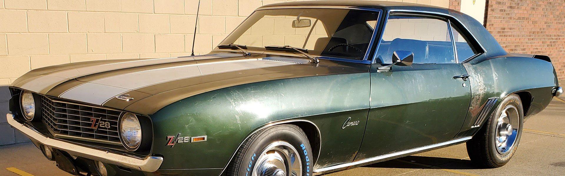 1969 Camaro Z/28 302-290 HP DZ