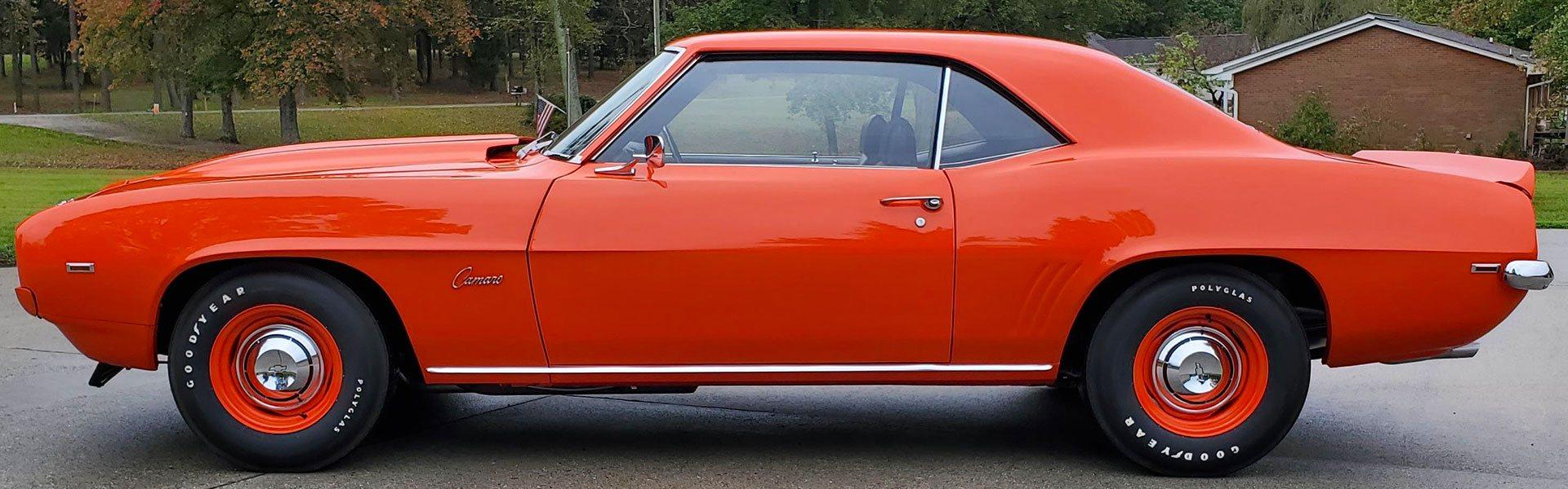 1969 Chevrolet Camaro ZL-1 427