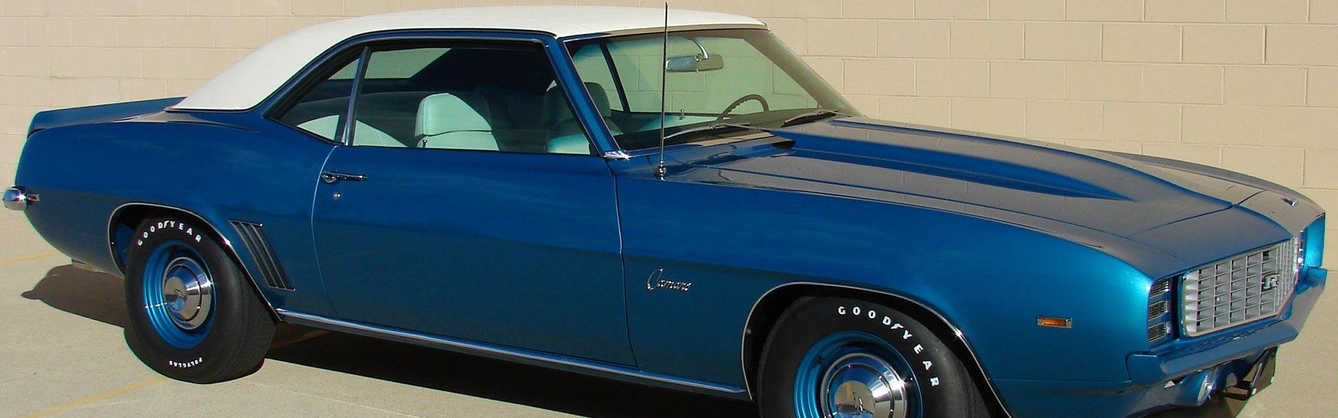 1969 RS ZL-1 Lemans Blue