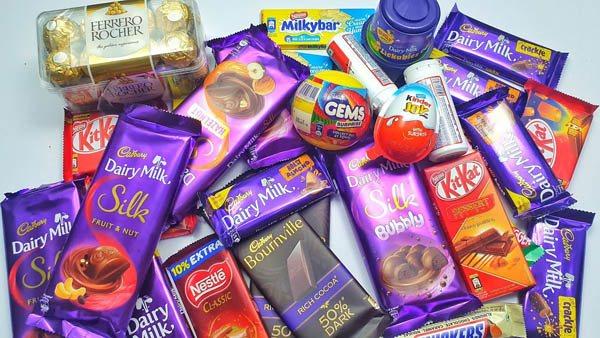 Chocolates & Candys