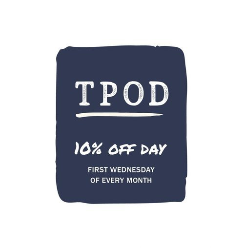10% off day