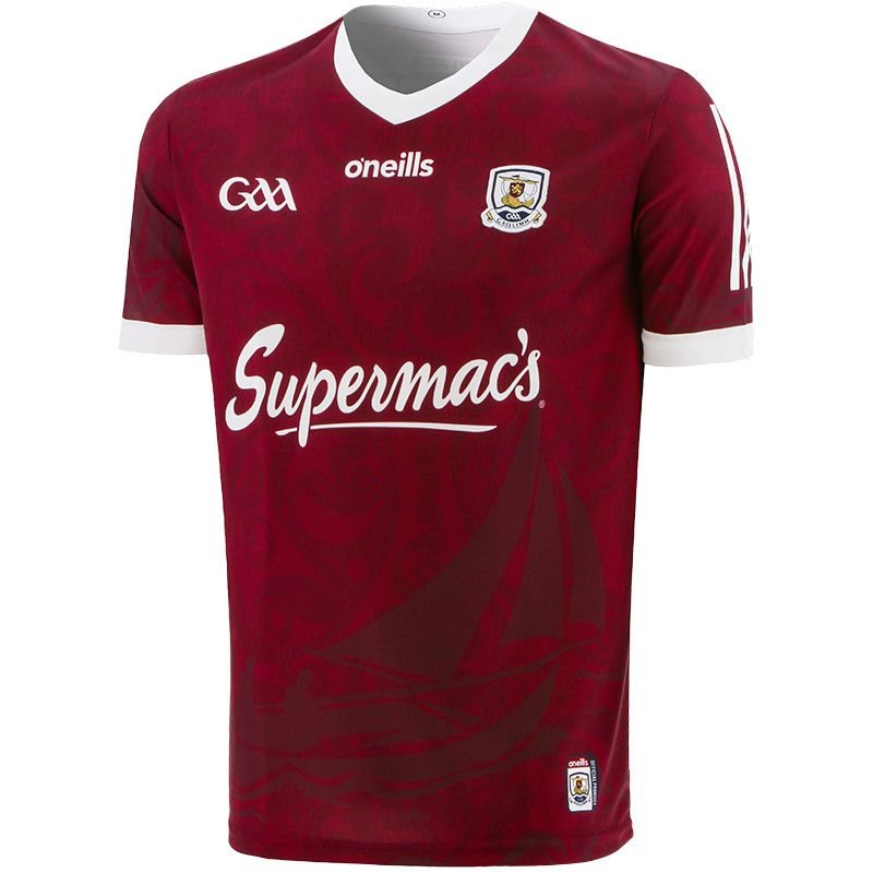 Carousel picture O'NEILLS- New Galway Home Jersey
