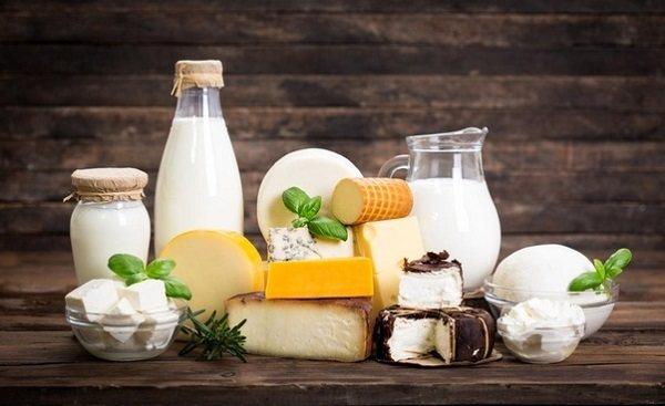 O. Dairy / Baverages