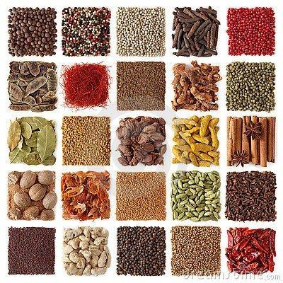 G. Spices / Masala