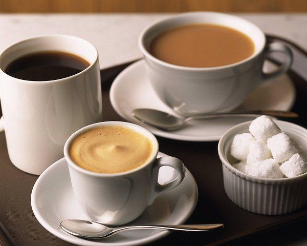 H. Tea / Coffee / Milk Pwd
