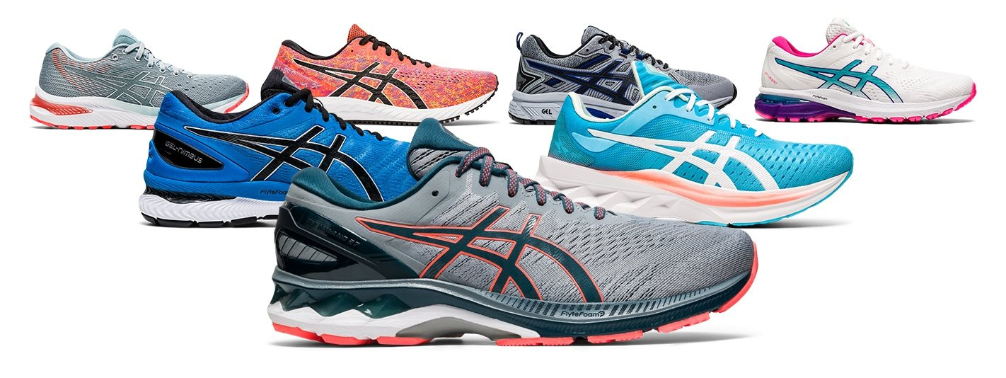 Carousel picture Asics Runners!