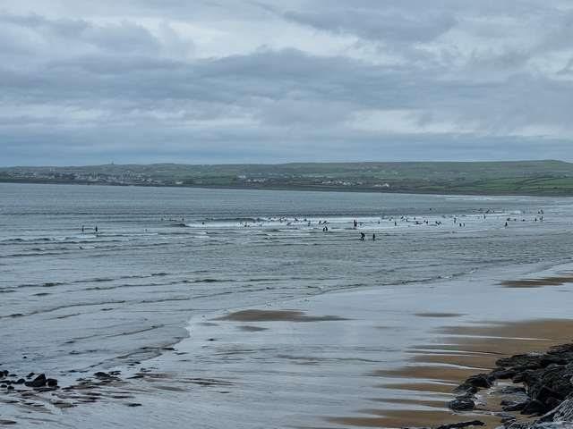 1ft waves on main beach