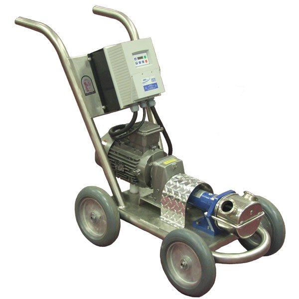Flex-Impeller Pumps