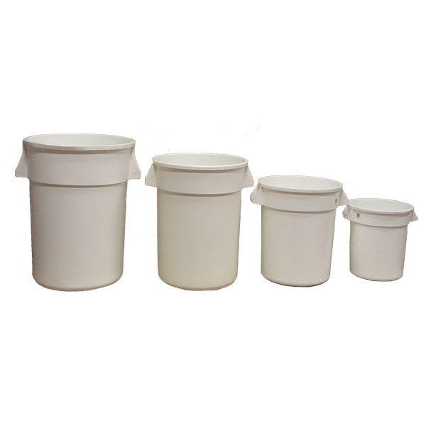 Buckets, Drums, & Kegs