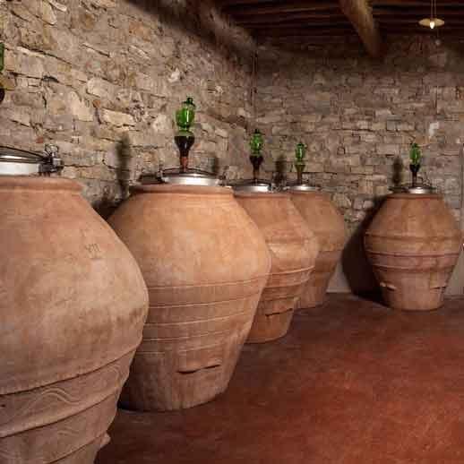 Terracotta Fermenters