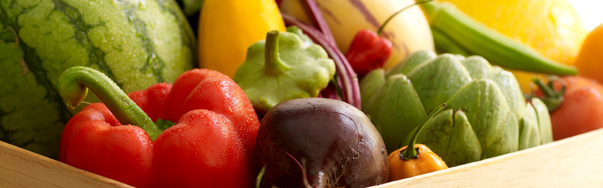 Organic Local Produce