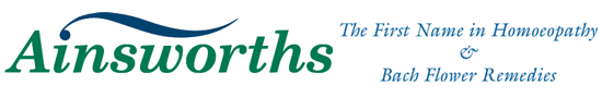Ainsworths offer the largest range of homeopathic remedies and Original Bach Flower Remedies. We deliver to anywhere in the world...