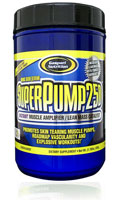 Superpump250 Potent Anabolic Pre-Workout Performance Cocktail  In the pre-workout category, SuperPump250� is the reigning king of dramatic effects. Its� effects are so profound that the thought of training without it is simply out of the question for most users. In the 1st independent pilot study (The Single Dose Study) conducted on SuperPump, increases in lean mass nearly tripled in a single workout with just 1 dose of SuperPump250� as compared to not taking the supplement. If that�s not enough, body fat percentages simultaneously dropped as opposed to no changes in body fat recorded without the supplement. Consider this with the additional effects of explosive energy and acute mental focus, and you�re left with seemingly very little to consider.*