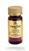 Omnium Tablets (Multiphytonutrient Complex): 30 Omnium Tablets Advanced Phytonutrient-Rich