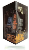 GRENADE� is a revolutionary new thermogenic and pre workout motivator. Suitable for men and women, GRENADE� is rapidly becoming an essential supplement for fitness enthusiasts worldwide.