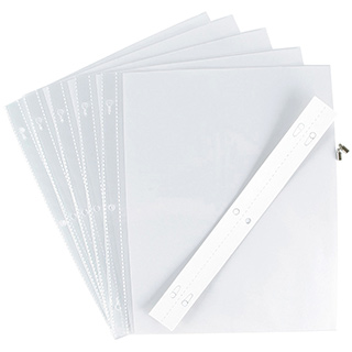 Page Protectors & Photo Sleeve