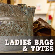 Ladies Bags & Totes