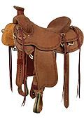 Frontier Association Saddle