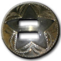 Slotted Star Concho