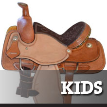 Kids Saddles