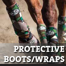 Protective Boots and Wraps