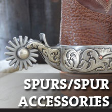 Spurs and Spur Accessories