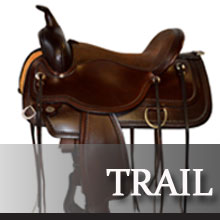 Trail Riding Saddles