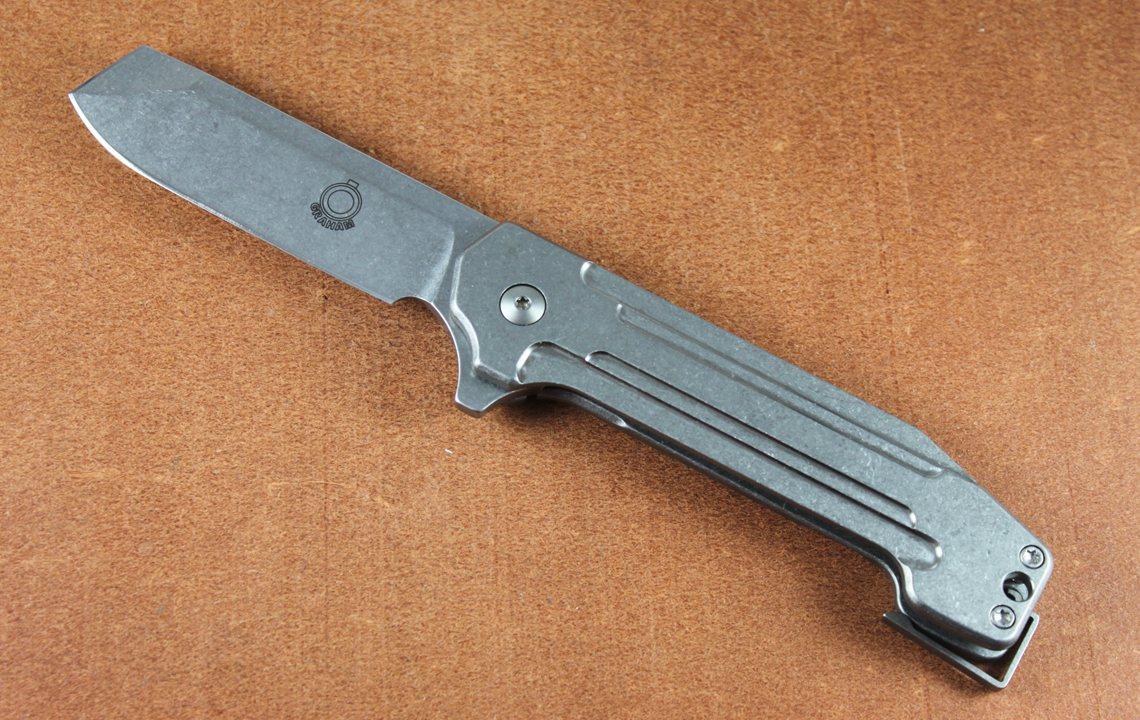 Graham Knives GMT Razel GT