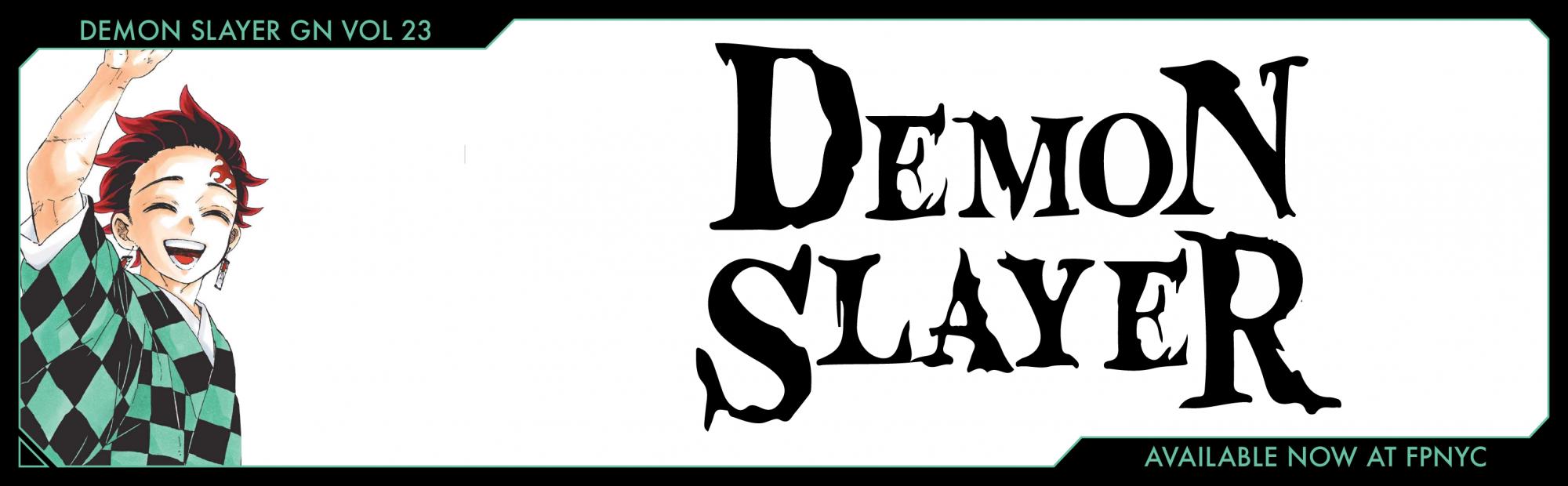 Demon Slayer Vol 23