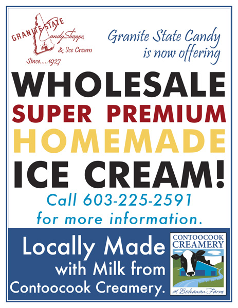 Call 225-2591 for Ice Cream Wholesale Information!