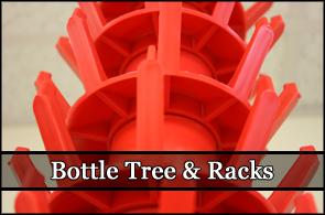 Bottle Trees & Racks