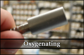 Oxygenating