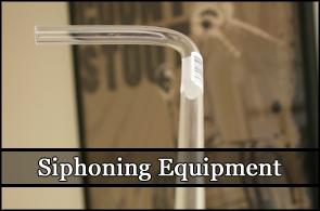 Siphoning Equipment