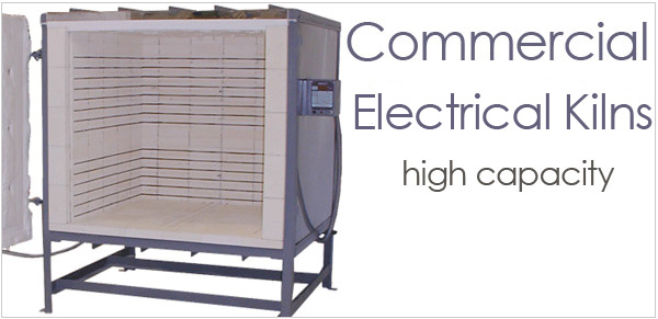 Olympic Commercial Electrical Kilns