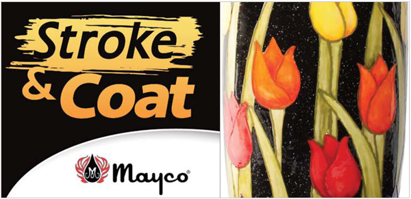 Mayco Stroke & Coats on sale at The Ceramic Shop